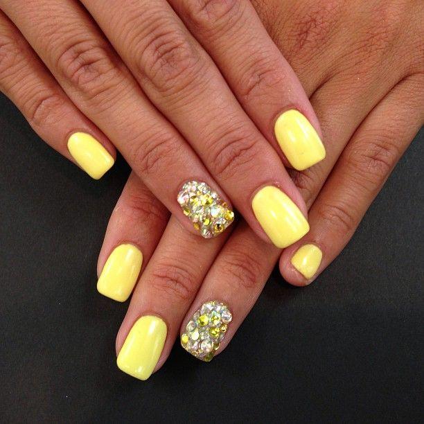 Фото гель лака на ногтях летний дизайн